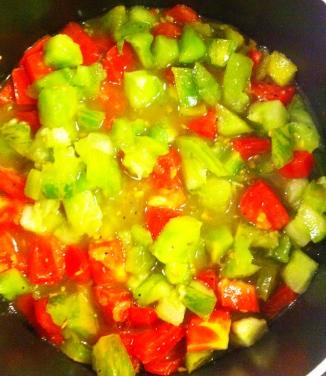 Fresh Homemade Tomato Sauce
