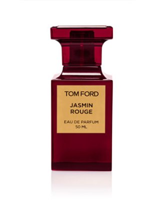 Jasmin Rouge, a fragrance from the private blend collection by Tom Ford Sexy, bold and glamorous as red lips! This floral-spicy fragrance is an opulent blend of jasmin, sage and rich spices.