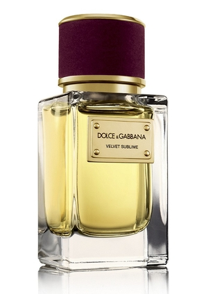 Velvet Sublime limited edition fragrance by Dolce & Gabbana It is a truly sublime floral fragrance with a blend of Sicilian mandarin, orange blossom and neroli