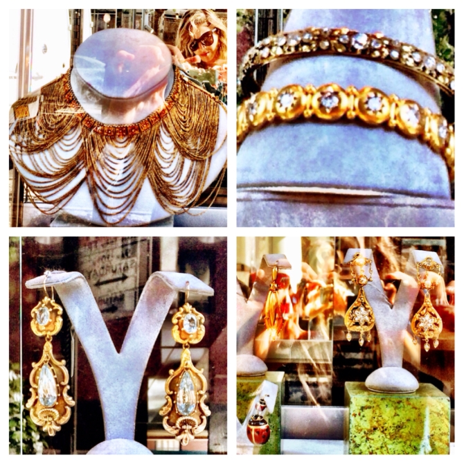 Fred Leighton's extraordinary vintage style and rare collectible jewels - Madison ave.