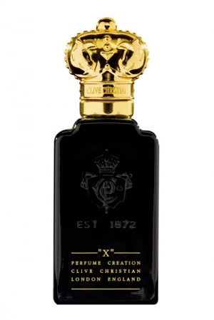 X by Clive Christian It's branded the aphrodisiac scent for being a fusion of Egyptian jasmine (what Cleopatra used to seduce her love) and Karo Karundi (reputed to be a love drug essence). It's a refined and pleasant fruity fragrance