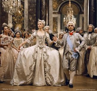 "From the movie ""Marie Antoinette"" - seen on Wedding Inspirasi"