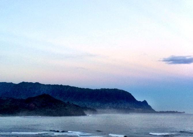 kauai - sunset