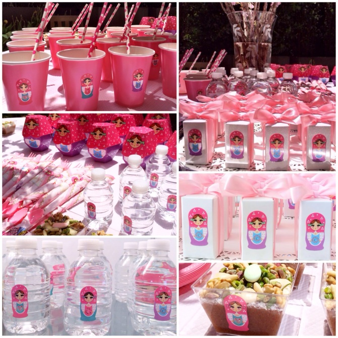 details baby party