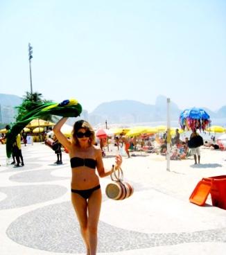 Copacabana, Rio 2010