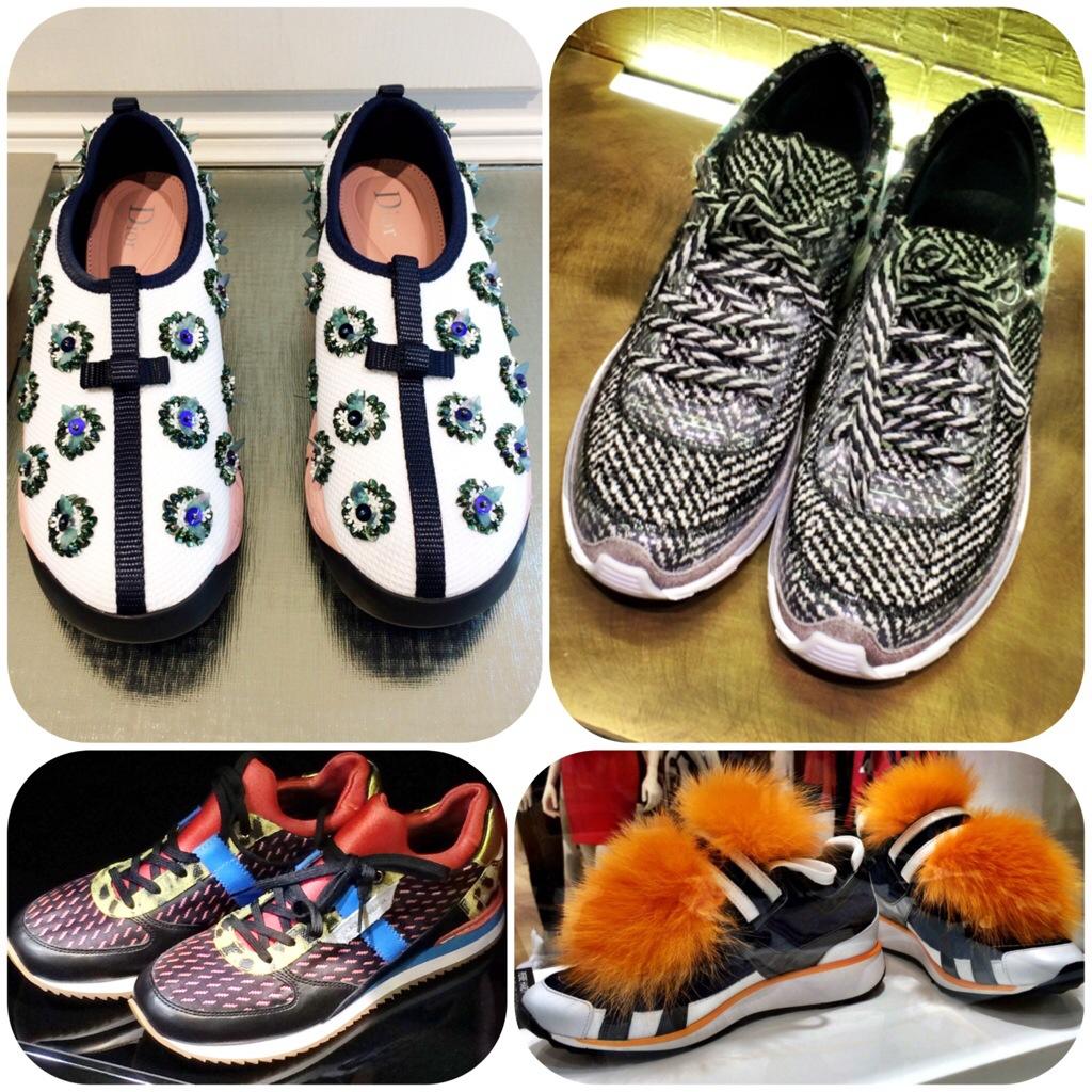 haute sneakers