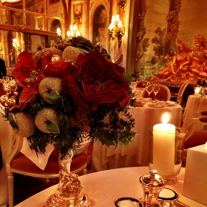 Ritz Table Flowers