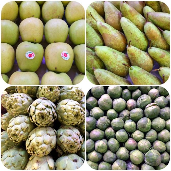 green 1 - Boqueria