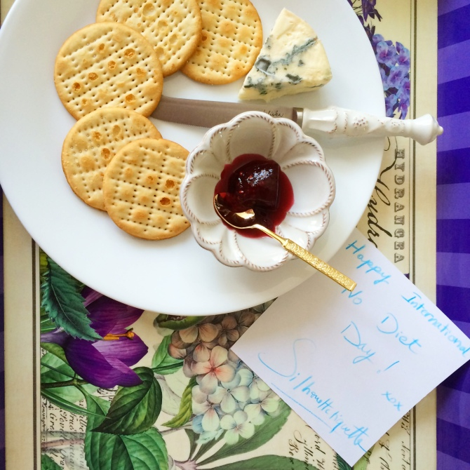 Roquefort & Raspberry Jam