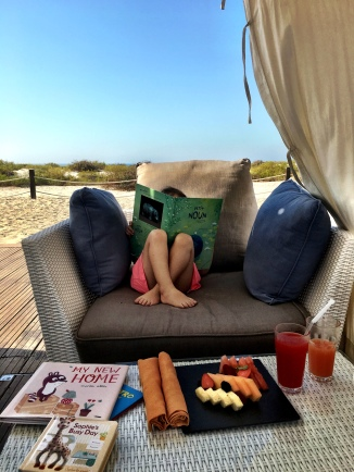 Reading Saadiyat